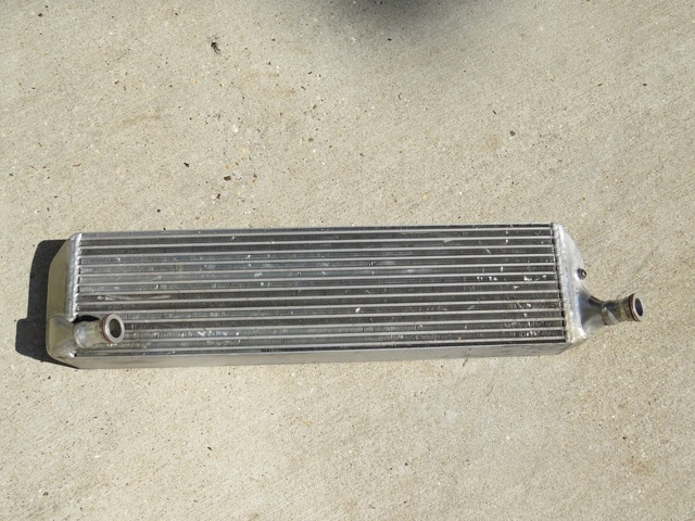 Oil Cooler Dallara 1