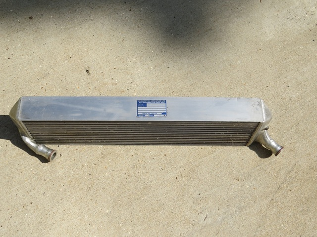 Oil Cooler Dallara 2