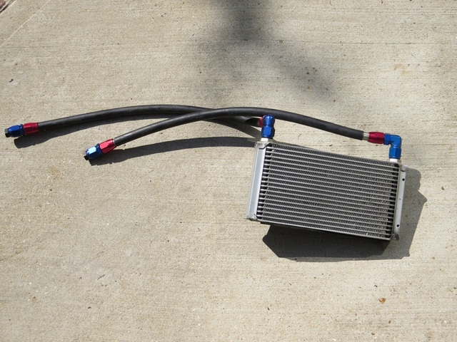 Oil Cooler 19 row 2