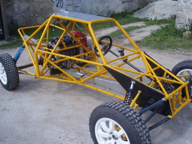 AWD rolling chassis BEC