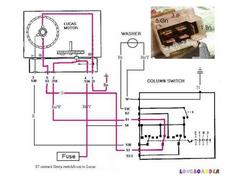 wiring diagram mini wiper